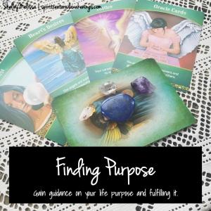 Finding Purpose Reading - Life Purpose