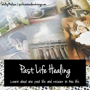 Past Life Healing Reading