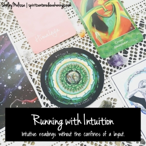 Running with Intuition Reading