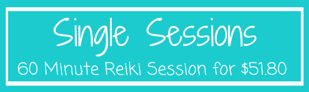 Reiki Packages - Single Session