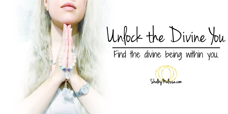 Unlock the Divine You Front Page